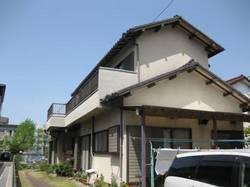 三島市 S様邸外壁及び屋根塗装、ベランダ防水工事