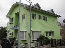 長泉町 G様邸外壁及び屋根塗装