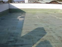 伊豆の国市 大手企業健保会館屋上防水工事