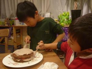 ケーキ作り①.JPG