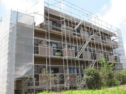 長泉町 マンション外壁塗装及び屋根塗装
