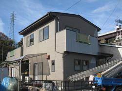 駿東郡 長泉町 H邸 外壁塗装及びシーリング打替え