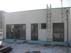 沼津市 店舗兼住宅 屋上防水及び外壁塗装