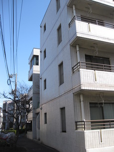 東京都大田区 マンション外壁改修工事