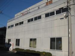 三島市 工場外壁塗装・防水工事