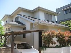伊豆の国市 I様邸屋根塗装・外壁塗装