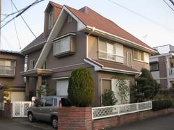 駿東郡長泉町 K様邸外壁及び屋根塗装