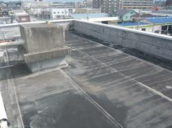 沼津市 会社事務所屋上防水